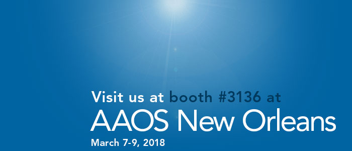 AAOS 2018 - New Orleans